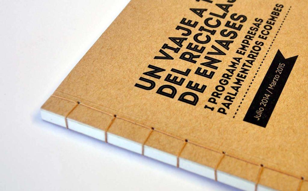 Cosido a la japonesa - Encuadernacion manual