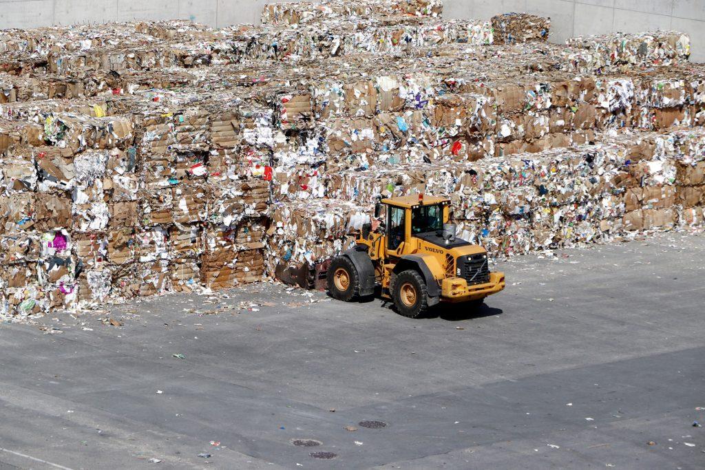Recogida selectiva para papel reciclado - ProPrintweb