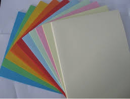 papel offset color gama