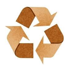 papel ecológico y el papel reciclado