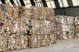 papel reciclado - foto
