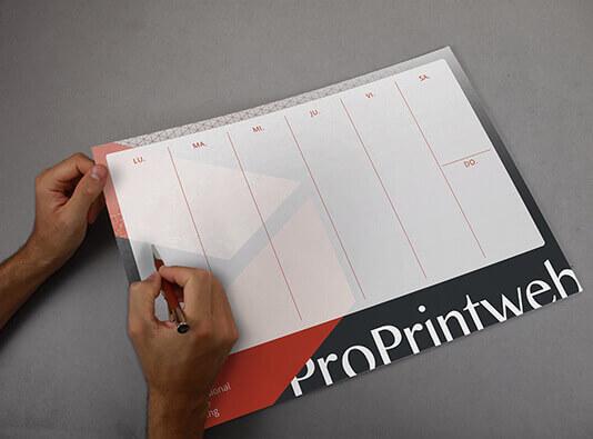Imprimir Calendario tipo Bloc-Sobremesa-A3-ProPrintweb
