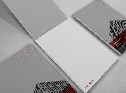 Imprimir Bloc de notas con tapa personalizados - ProPrintweb