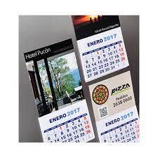 Calendario iman nevera personalizados