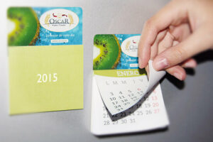 Imprimir Calendarios con iman personalizados