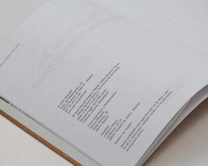 Depósito Legal de un Libro - ejemplo