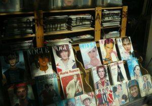 Elija el tipo de papel de revista