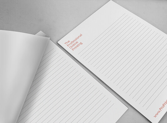 Imprimir libreta sin tapa - ProPrintweb