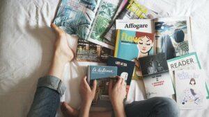 Papel de revista