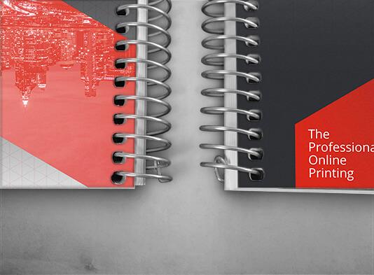 Impresión de libretas personalizadas tapa dura 2 mm - ProPrintweb