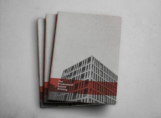 impresión de libreta cosido a la vista corporativa - ProPrintweb