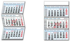 descubre calendarios personalizados trimensuales