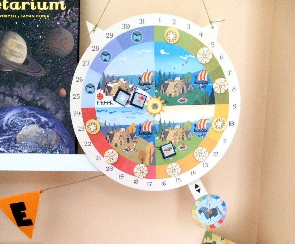 Imprimir Calendario circular perpetuo anaual - ProPrintweb