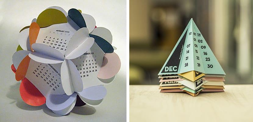 calendario troquelado-mesa-tipo-arbol-piramide 2022 ProPrintweb